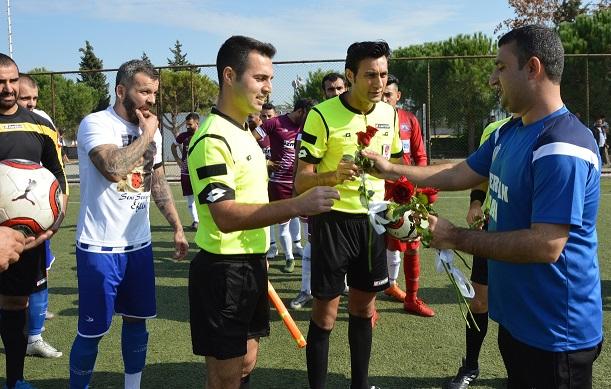Nurlupınarspor ile Horozköy Maçında Centilmenlik Örneği