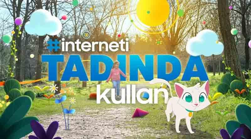 İNTERNETİ TADINDA KULLANIN