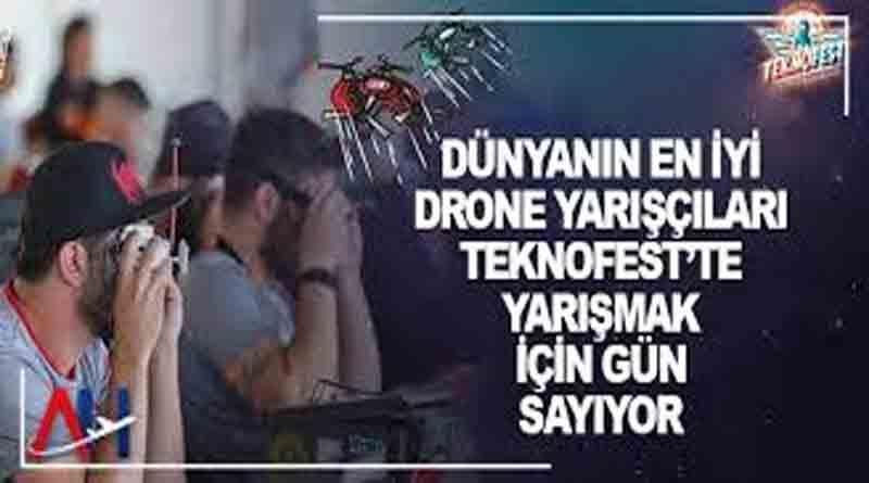 Dünya Drone Şampiyonası 23-26 Eylül tarihleri arasında Atatürk Havalimanında